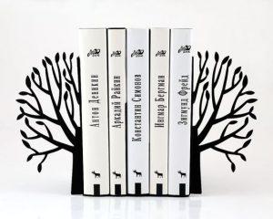 Boekensteun bomen