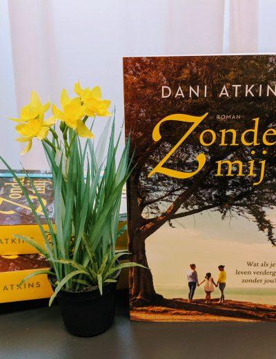 Dani Atkins - Zonder mij