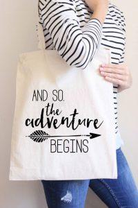 tasje adventure begins
