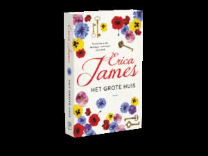 Lente leestips Erica James Het grote huis
