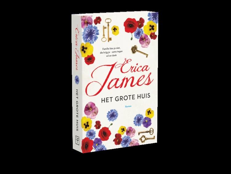 Erica James - Het grote huis