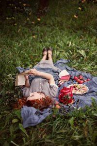 Picknick lezen