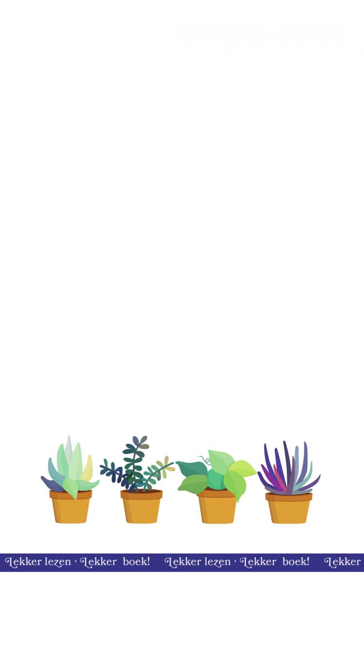 wallpapers plantjes