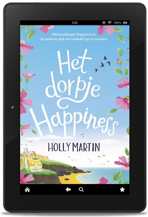 E-book Het dorpje Happiness