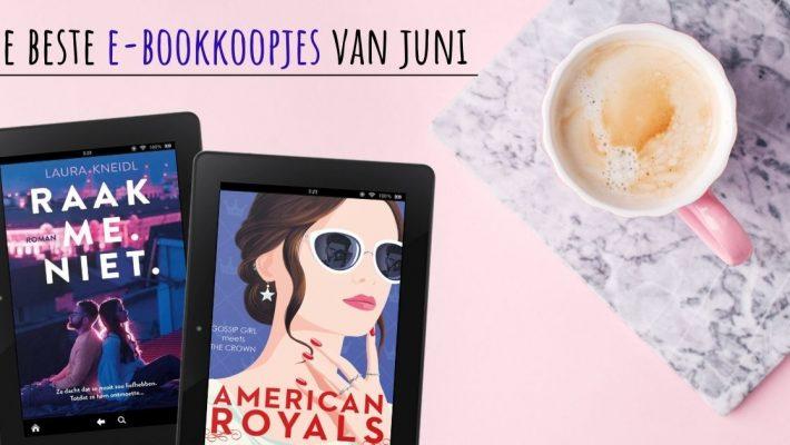 e-bookkoopjes van juni