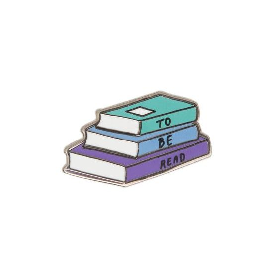 bookpins stapel