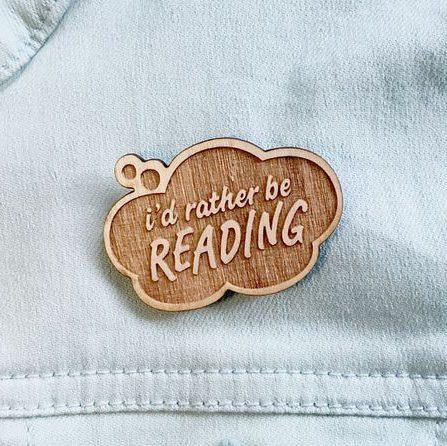 bookpins liever lezen